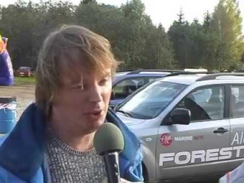 Subaru ja Mariine Auto perepäev LaitseRallyPargis
