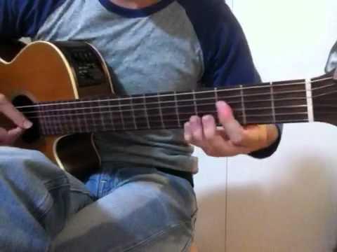 Я скучаю по тебе (Трофим) - гитара