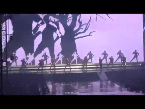 160722 EXOrDIUM 늑대와 미녀 (full ver 살짝 baek hyun ver....)