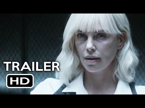 Atomic Blonde Official Trailer #2 (2017)