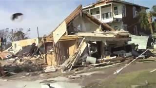 Hurricane Michael: Tallahassee to Port St. Joe