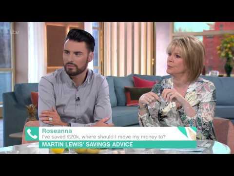 Martin Lewis' Saving Advice | This Morning