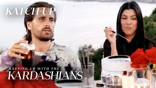 "Kourtney & Scott Get Set Up on a Date: ""KUWTK"" Katch-Up (S20, Ep3) 