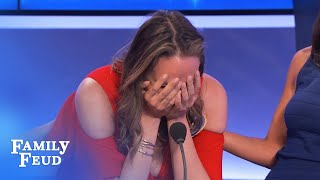 Their parents lost on Feud 40 years ago. Redemption time? | Family Feud