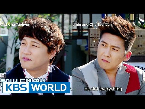 Hong Kyungmin & Cha Taehyun's Special Interview [Entertainment Weekly / 2016.05.29]