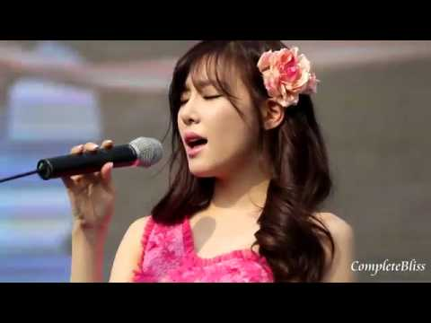 소녀 시대 SNSD 티파니 Tiffany - Baby Steps - Smashpipe music Video