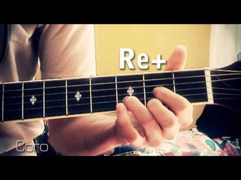 Comenzar de Nuevo - Jhovan Tomasevich - Acordes de Guitarra