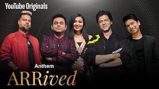 ARRived Anthem – Shaan – A R Rahman – Vidya Vox