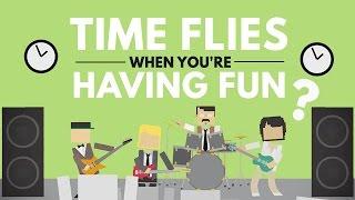 Why Time Flies When You're Having Fun