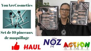 🛍 HAUL ACTION & NOZ 🛍  You Are Cosmetics 💄
