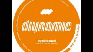 David August - Moving Day