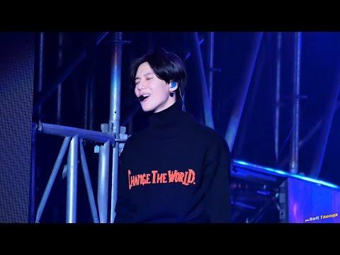 160924 인천 한류 관광 콘서트 - 태민 '아름다워' 직캠 by DaftTaengk
