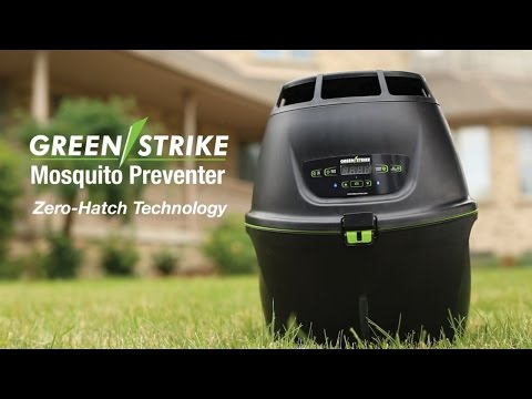 Video: GreenStrike's Mosquito Preventer - How it works