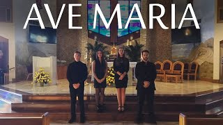 Ave Maria - Schubert - A Cappella - 7th Ave (Official Video)