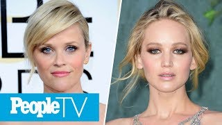 Reese Witherspoon Reveals Sexual Assault At 16, Jennifer Lawrence Reveals 'Naked Line-Up'   PeopleTV