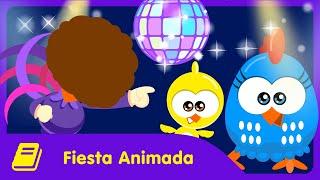 Gallina Pintadita Mini - Historieta - Fiesta Animada