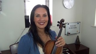 7 Ways NOT to Hit Other Strings & Sound Scratchy on the Violin