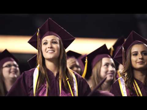 ASU Commencement 2016 at Chase Field