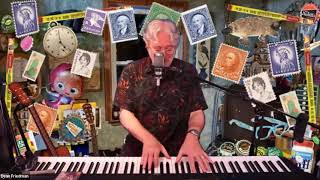 Dean Friedman performs songs from 'American Lullaby' 'LIVE' - excerpts