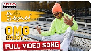 OMG Daddy Full Video Song