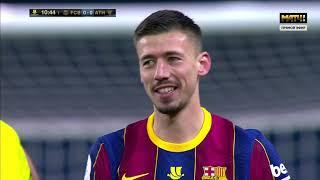 Season 2020/2021. FC Barcelona - Athletic Bilbao - 2:3 AET