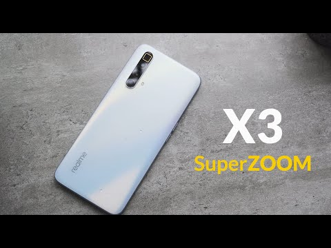 video Realme X3 SuperZoom