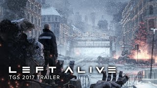 LEFT ALIVE - TGS 2017 Announcement Trailer