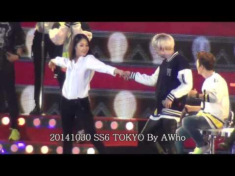 SS6 1030 TKD ( shirt let's dance) ft.DONGHAE