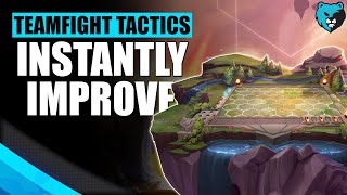 7 Tips to INSTANTLY Improve at Teamfight Tactics TFT