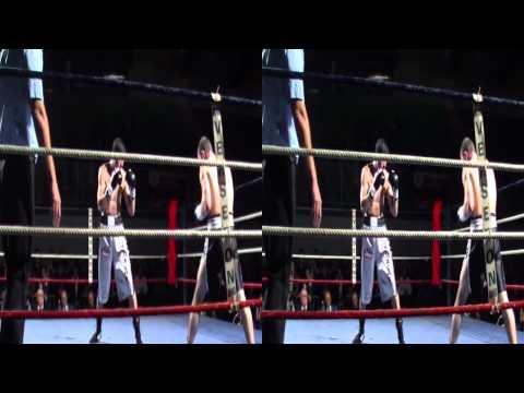 3D Live Boxe - Farid Hamache (Fr) VS Yvan Grynyuk (Esp) - Villenave D'ornon (02/12/2011)
