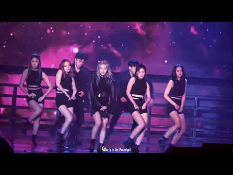 180819 이달의 소녀 LOONAbirth Eclipse 김립 직캠 LOONA KimLip fancam