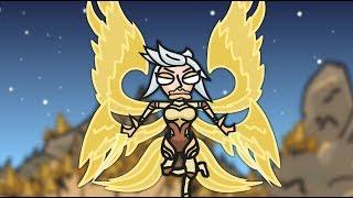 KAYLE ANIMATED CHAMPION SPOTLIGHT - League of Legends