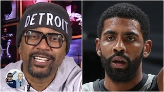 Jalen Rose on how Kyrie Irving can fit in with the new-look Nets   Jalen & Jacoby