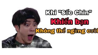 """[BTS FUNNY] Khi """"Sốc Chin"""" khiến bạn không thể ngừng cười :))"""