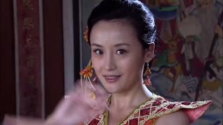 Bốn nữ sát thủ thân thủ siêu phàm hóa trang vũ nữ, đánh cho Nhật đầu rơi máu chảy