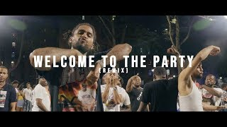 Dave East Ft/ Kiing Shooter - Welcome To The Party [REMIX] @ShotByAHM
