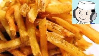 Better than McDonald's! French Fries