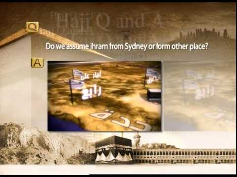Hajj Q and A 13