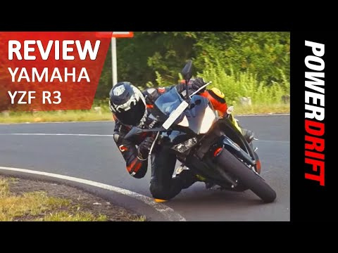 video Yamaha YZF R3