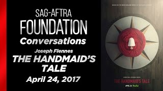 Conversations with Joseph Fiennes of THE HANDMAID'S TALE
