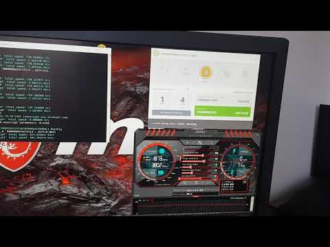 HOW MUCH 1 GTX 1070 8GB MAKES? NICEHASH MINER 2018
