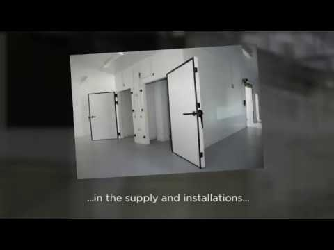 Cold Room Installation and Controlled Environments