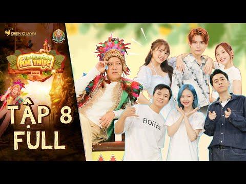 Thiên đường ẩm thực 6 | Tập 8 Full: Liz Kim Cương, Osad, Emma cùng Lục Huy hội tụ khuấy đảo sân khấu
