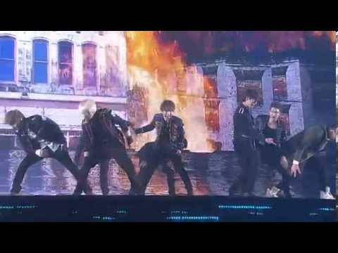 [Super Junior SS4 DVD] Don't Don ! - Super Junior