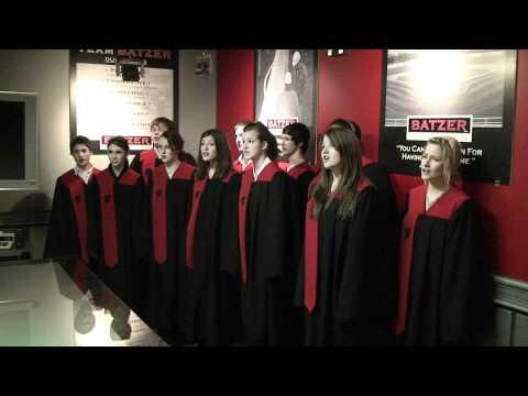 Christmas Bells - NMHS Choir 2010