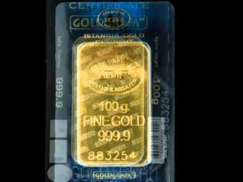 Gold Bars available at www.ukbullion.com