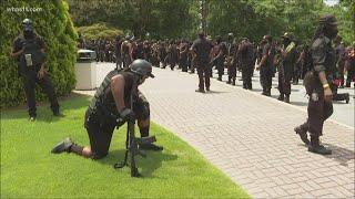 LMPD plans for Black armed militia demonstration in Louisville