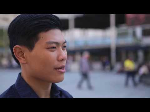 Study in Brisbane: Fong from Cambodia