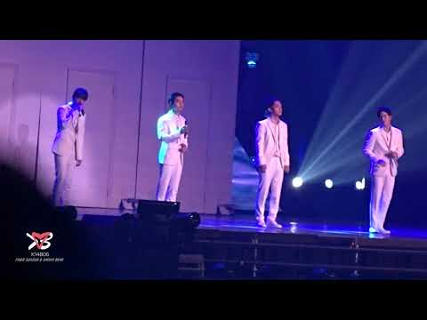 180714 EXO 엑소 (BCSD) - Moonlight 월광 - EXO PLANET #4 - The ElyXiOn [dot] in Seoul [직캠]