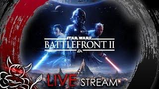 Star Wars: Battlefront 2 - Точность Имперского Штурмовика [Стрим]